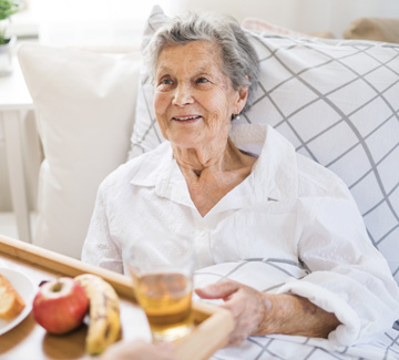 In Home Respite Care and Overnight Care